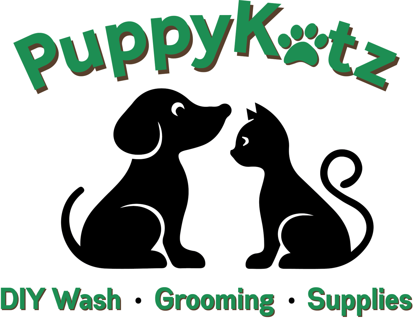 Pet Grooming | Pet Supplies | DIY Bath - PuppyKatz